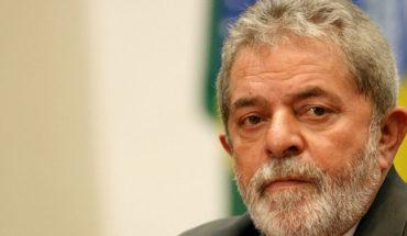 Lula da Silva ha sido registrado como candidato a presidente de Brasil