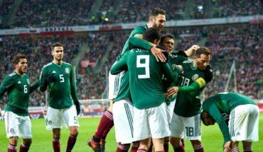 México se mantiene como líder en ranking de Concacaf