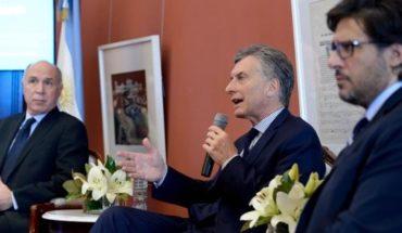 Macri expresó su indignación por la absolución del juez Carlos Rossi