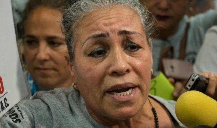 Madre de 'El Rayito' agradeció a Rastreadoras por encontrar a su hijo