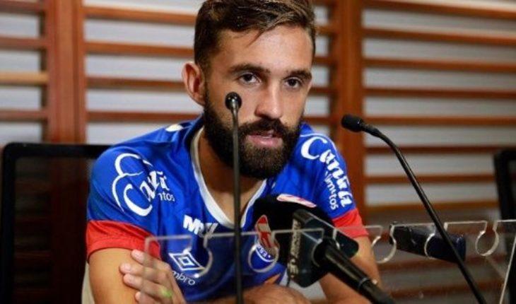Malas noticias para Racing: Agustín Allione no pasó la revisión médica y se cayó el pase