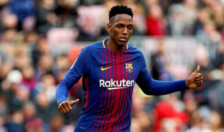 Manchester United pone 45 millones para llevarse a Yerry Mina