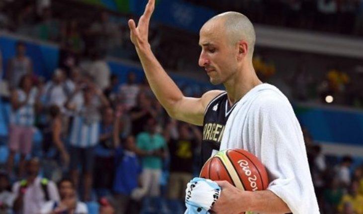 """Manu Ginóbili explicó los motivos de su retiro: """"No me quedé con las ganas de nada"""""""