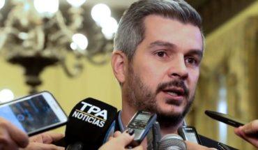 """Marcos Peña: """"No estamos ante un fracaso económico"""""""