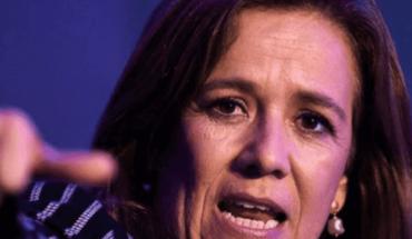"""Margarita Zalava presenta Asociación Civil """"Libre"""""""