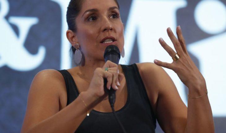 """Mariana Loyola se sumó a los cuestionamientos a Paty Maldonado: """"Nadie puede hacer apología del genocidio de Pinochet"""""""