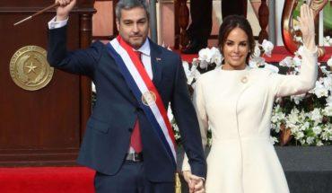 Mario Abdo Benítez asumió como presidente de Paraguay