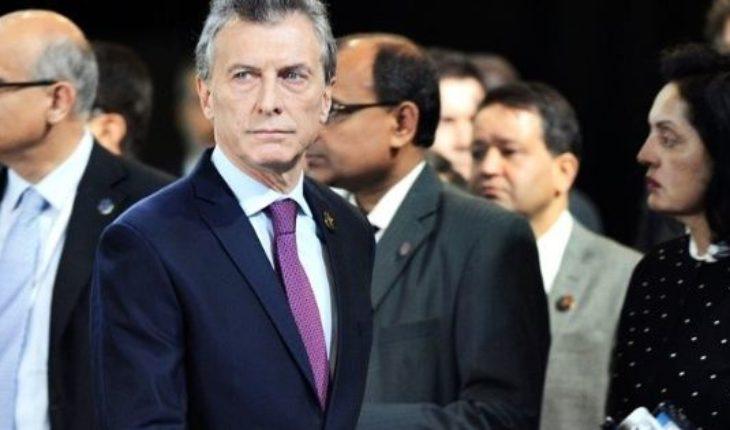 """Mauricio Macri sobre las coimas: """"Hay que recuperar la guita que nos afanaron"""""""
