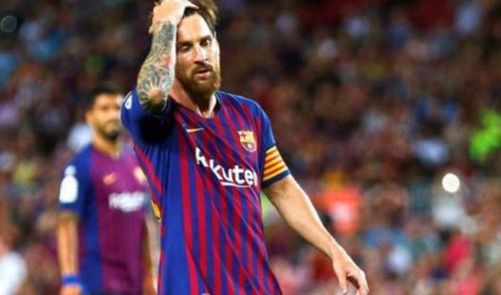 Messi se quedó afuera de la votación del mejor jugador de Europa