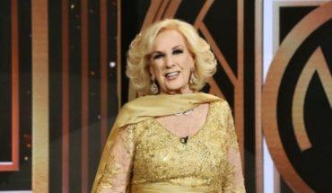 Mirtha Legrand cumplió 50 años en la televisión y reveló su verdadera edad