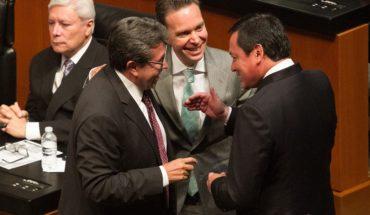 Monreal y Osorio Chong discrepan sobre seguridad