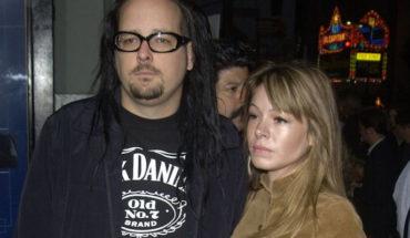 Muere a los 39 años la esposa del cantante de Korn Jonathan Davis