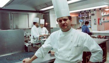 Muere el reconocido chef Joel Robuchon a los 73 años