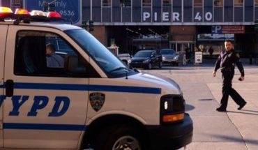 Mujer muerde a policía y agrede dos más con gas pimienta