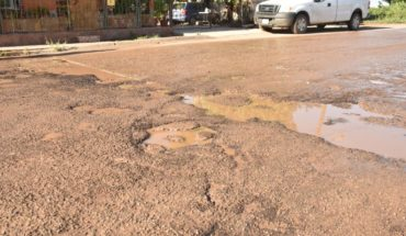 Municipio intensifica los trabajos de bacheo en la ciudad
