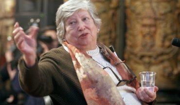 Murió Chicha Mariani, fundadora de Abuelas de Plaza de Mayo