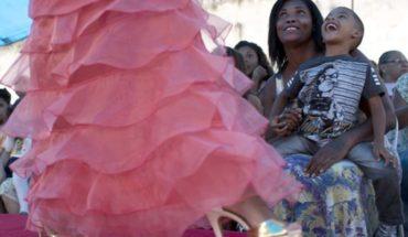 Niña con síndrome de Down gana concurso internacional de belleza