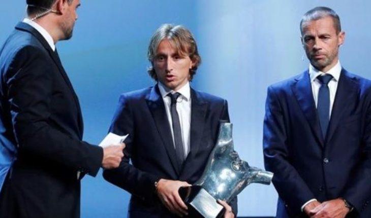 Ni Cristiano ni Messi: UEFA eligió al mejor jugador de Europa