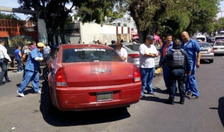Niega Roberto Valenzuela agresión a balazos en contra de trabajador del OOAPAS