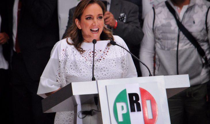 Nos sedujo el poder y la ciudadanía nos castigó, dice Ruiz Massieu, nueva dirigente del PRI