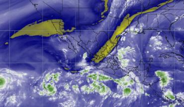 Ondas tropicales afectarán con tormentas al país