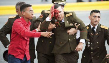 """Oposición venezolana tras atentado a Maduro dijo que la crisis en el país debe tener una """"solución constitucional"""""""