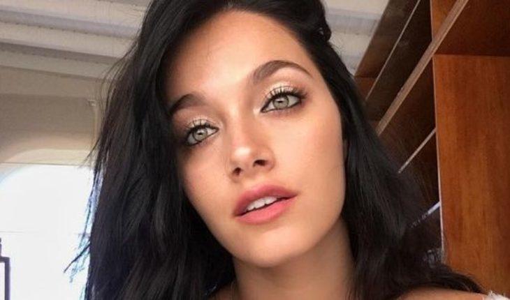 """Oriana Sabatini dio a conocer su nueva canción """"False start"""""""