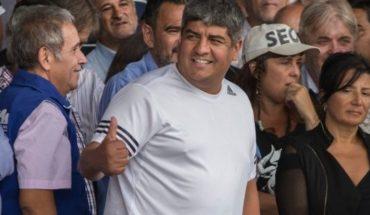 Pablo Moyano fue dado de alta y se recupera en su casa