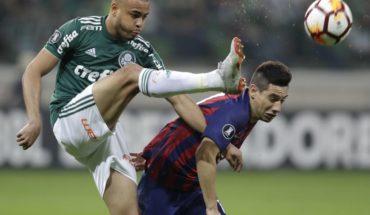 Palmeiras sufrió para clasificar y enfrentará a Colo Colo en cuartos de Copa Libertadores