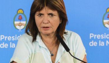 """Patricia Bullrich: """"Se está derrumbando un sistema de complicidades"""""""