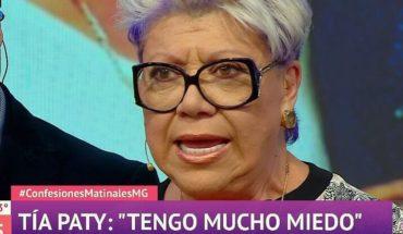 Patricia Maldonado contó que a su esposo le detectaron un tumor
