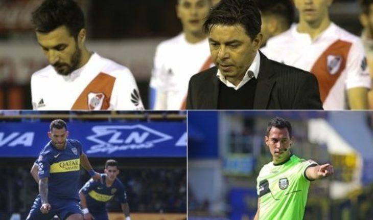 Penales errados, manos y polémicas: lo que dejó la primera fecha de la Superliga