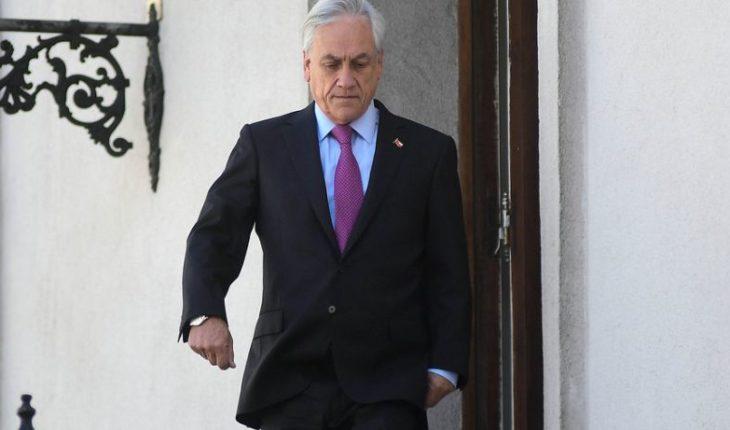 """Piñera dijo que gobierno no comparte dichos de ex ministro Rojas y criticó a """"sectores que pretenden imponer una verdad única"""""""