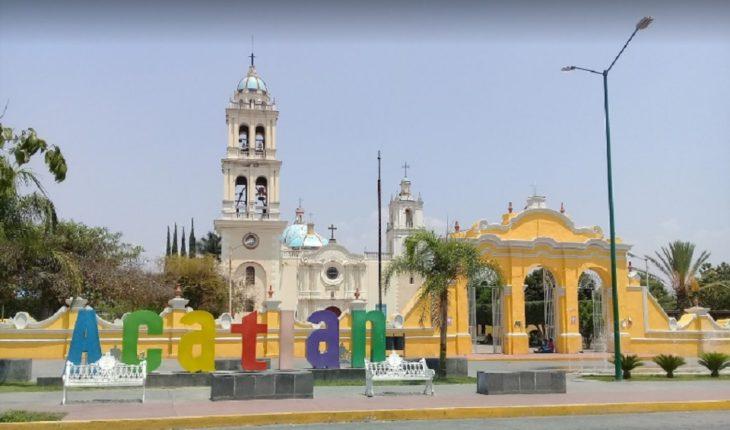 Pobladores linchan a dos personas en Puebla