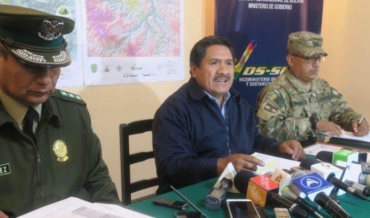 Policía de Bolivia enviará grupos de elite a zona cocalera en conflicto
