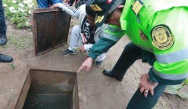 Policía encontró a niña muerta dentro de pozo de agua en un parque de Perú