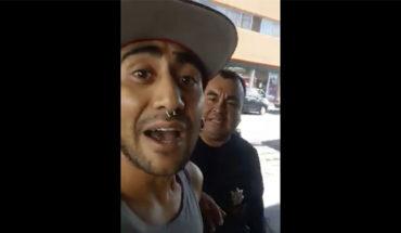 """Policías Federales detienen a joven por su """"aspecto de malandro"""" en San Luis Potosí"""