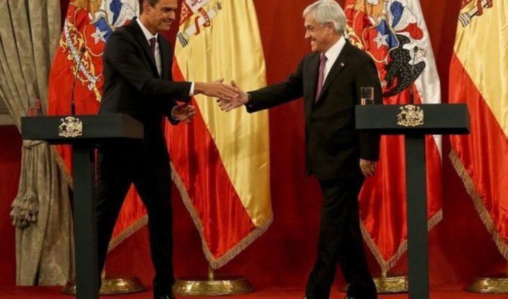 Preocupa a Chile y España la situación de Venezuela