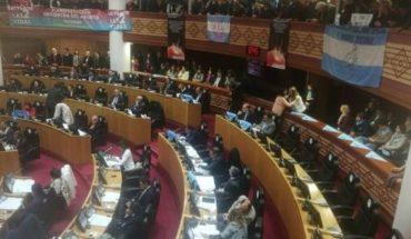 """Presión a los senadores: La legislatura tucumana se declaró una provincia """"provida"""""""