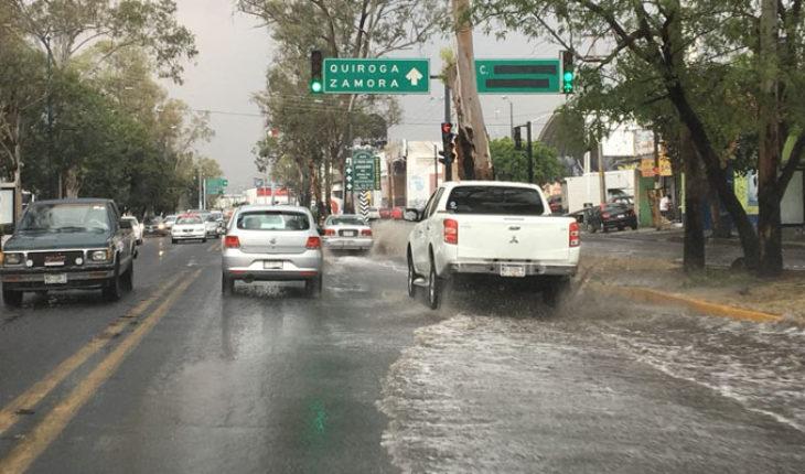 Protección Civil reitera recomendaciones ante posibles lluvias de fin de semana