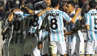 Racing goleó a Patronato, se sube a la punta y ahora va por River en la Libertadores