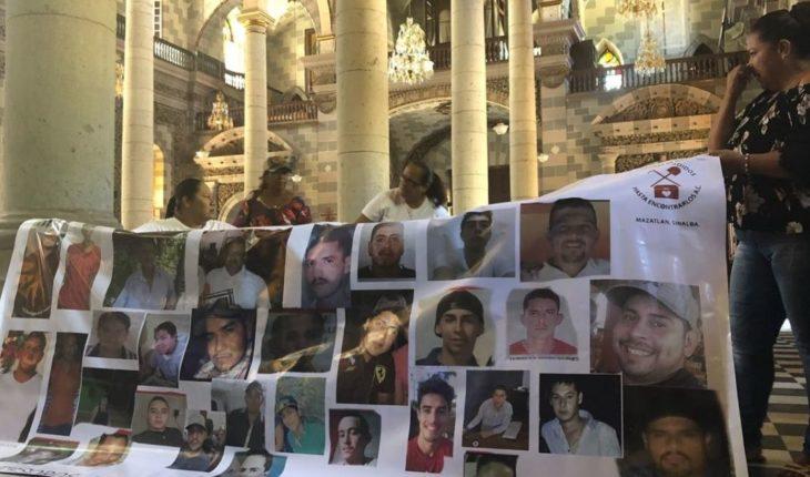 Recuerdan a víctimas de desapariciones forzadas