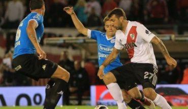 River-Belgrano: horario, TV y formaciones del partido de la segunda fecha de la Superliga