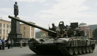 Rusia advierte conflicto horrible si Georgia se une a OTAN