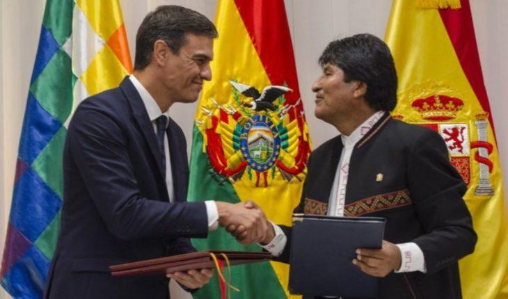 Sánchez apoya cumbre Latinoamérica-Europa en Bolivia