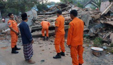 Sísmo en Indonesia ha dejado al menos 82 personas muertas