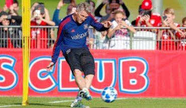 Schweinsteiger será homenajeado en el Allianz en su última aparición con camiseta del Bayern