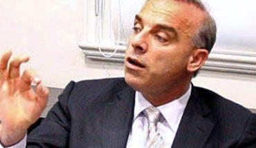 Se entregó Claudio Uberti, uno de los prófugos de la causa de los cuadernos
