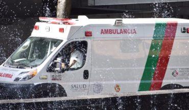Se entregaran ambulancias a diferentes estados de la República