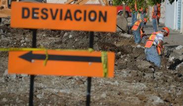 Se modificarán rutas de transporte público por obra en Antonio Alzate en Centro Histórico de Morelia